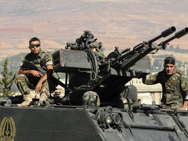 In the name of Lebanon, we begin offensive against Islamic Stat: Army chief