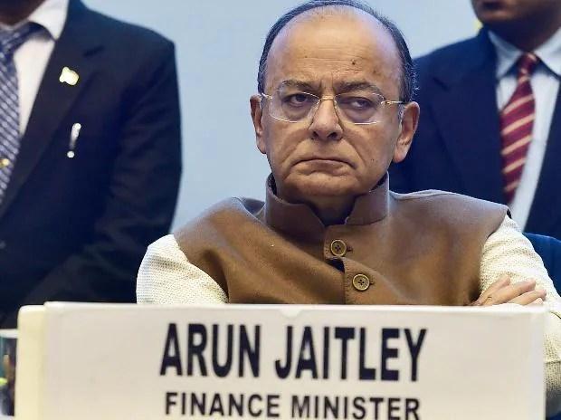 Arun Jaitley, Budget