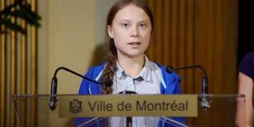 Greta Thunberg says climate demands 'utterly ignored' at Davos