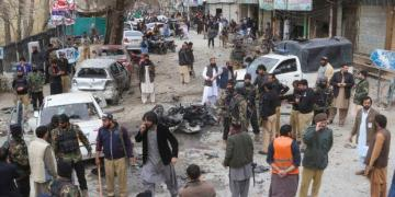 Atleast eight killed, 23 injured in suicide blast in Pakistan's Balochistan