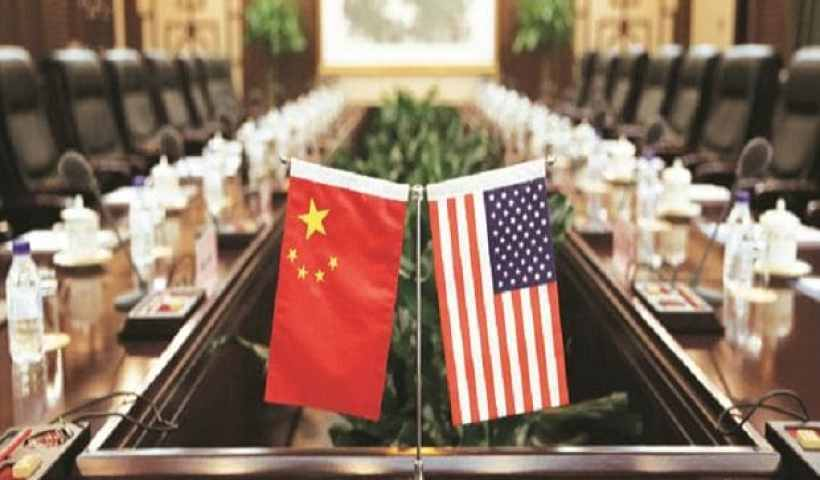 China says it will discuss climate change and other issues with US