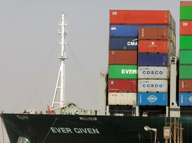 Probe underway, a day after cargo ship freed in Egypt's Suez Canal