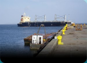 Maritime Marine Engineering – Condition assessment and rehabilitative design for berthing, mooring and fendering system at deep draft port faciltiy