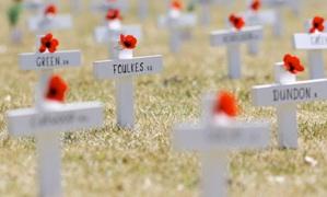 Armistice Day – Why I never wear a poppy