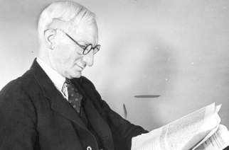 William Beveridge was instrumental in the creation of the welfare state. Photograph: Guardian