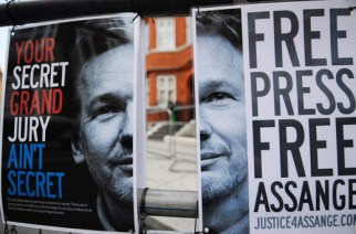 Assange's stitch-up is a lesson for us all
