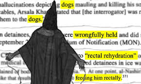 'No one at the top of food chain to be accountable for CIA torture'