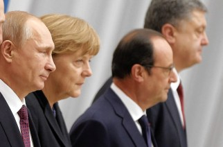 EU Reeling Between US and Russia