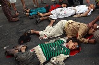 Genocide in Yemen