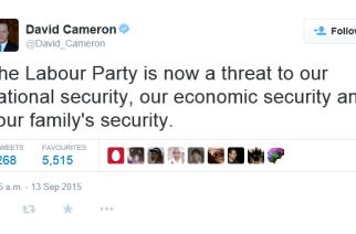 Corbyn's threat of democracy