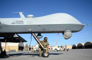 Death by Droning: the World isn't changing, it is changed