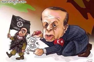 Recep Tayyip Erdoğan: Terrorist Unleashed
