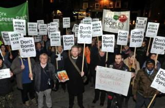 Open Letter to Supporters of Syria Airstrikes