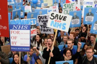 """Junior doctors' struggle: """"The Tories are vulnerable"""""""
