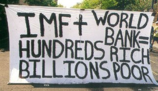 IMF's Rogues Gallery: Crooks, Rapists and Swindlers