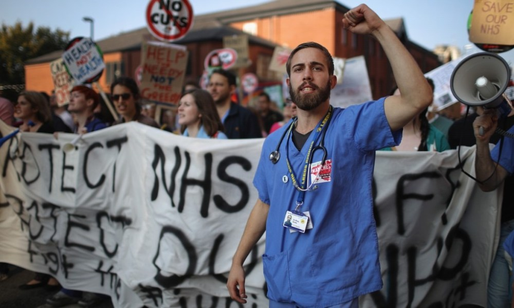 'If the contract is imposed I will leave medicine': NHS junior doctors on why they're protesting