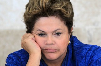 Brazil's President Dilma Rousseff. © Ueslei Marcelino / Reuters
