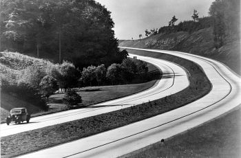 German Autobahn c. 1930's