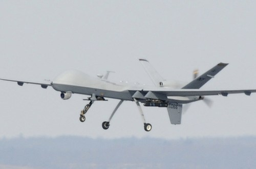 MQ-9 Reaper drone © U.S. Air Force / Tech. Sgt. Ricky Best / Reuters