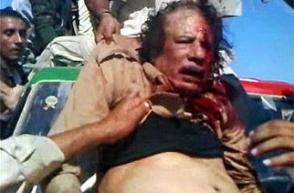Khadaffi's Murder