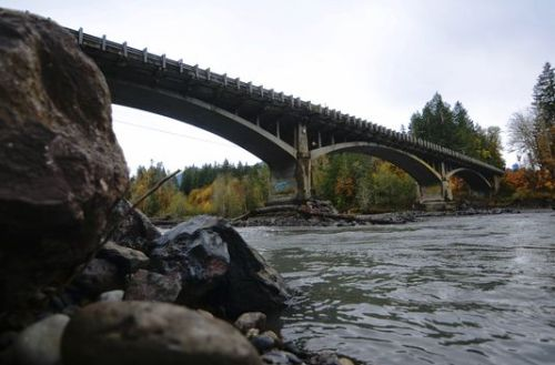Elwha River Bridge (Photo: Jesse Major, AP)