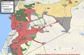 U.S. Attacks Syrian Government Forces – It Now Has To Make Its Choice