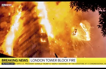 Don't you dare say the fatal Grenfell Tower fire is not 'political'