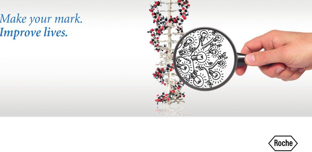 Company Visit: Roche, 9th of October, Basel
