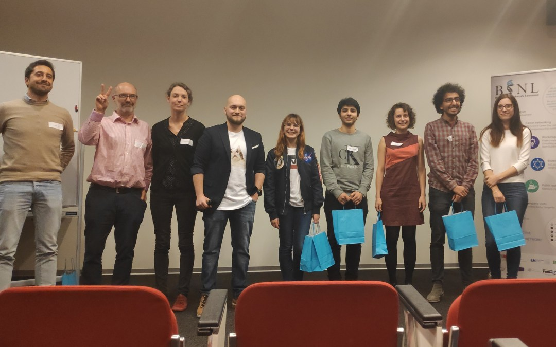 Past events: FameLab 7th March 2019 SV1717