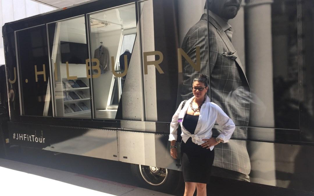 Be My Guest! Custom Menswear Tour Stop–San Antonio #BSoFly #JHFitTour