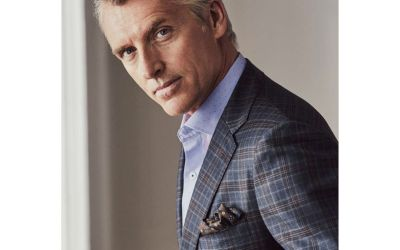 Three Ways To Style A Custom Patterned Sportcoat — Men's Fashion