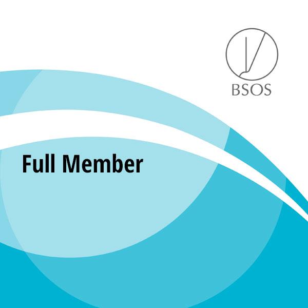 BSOS full member