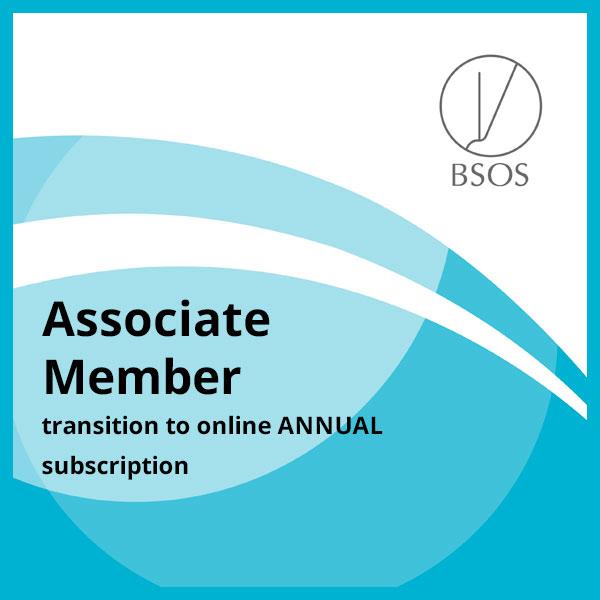 associate Annual member