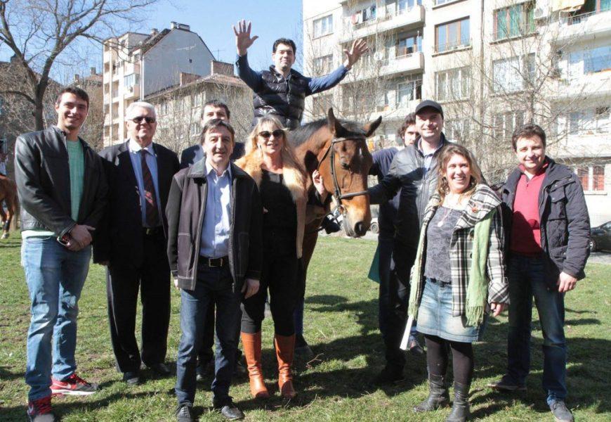 """Откриване на предизборната кампания в р-н """"Сердика"""" с кандидат-депутатите от 24-ти МИР!"""