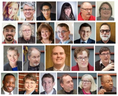 Bloomington Primary Candidates 2019