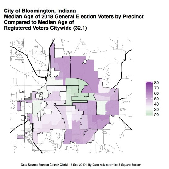 R Map Election Monroe County MEDPARTGEN2018CityWide