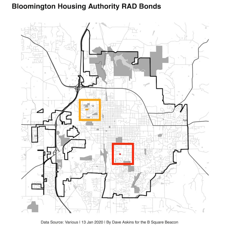 Annotated R Map low res Butler Walnut Woods Bloomington Housing YYYxxxx