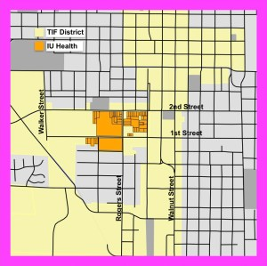 Beacon final high res for inset R Map IU Health RDC Acquisition Locator YYYxxxx