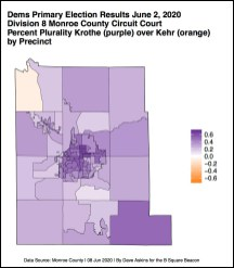 Corrected R Map Election June 2 2020PCTPLURKEHROVERKROTHEcountywide