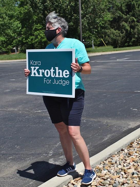 Kara Krothe on June 2, 2020.