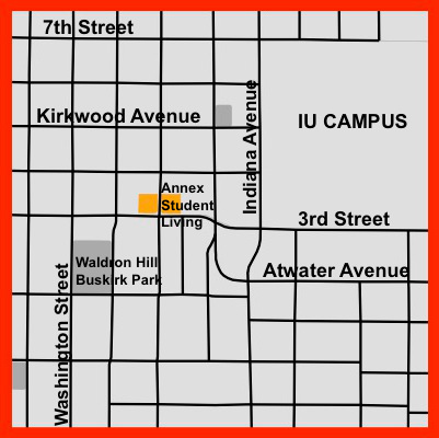Insetted High res for inset R Map Locator 3rd Street Student Annex YYYxxxx