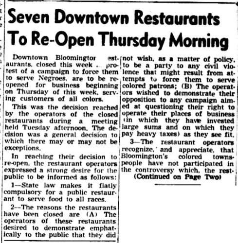 1950May17_SevenDowntownRestaurantsToRe-OpenThursdayMorning_WorldTelephone_pg1cl4