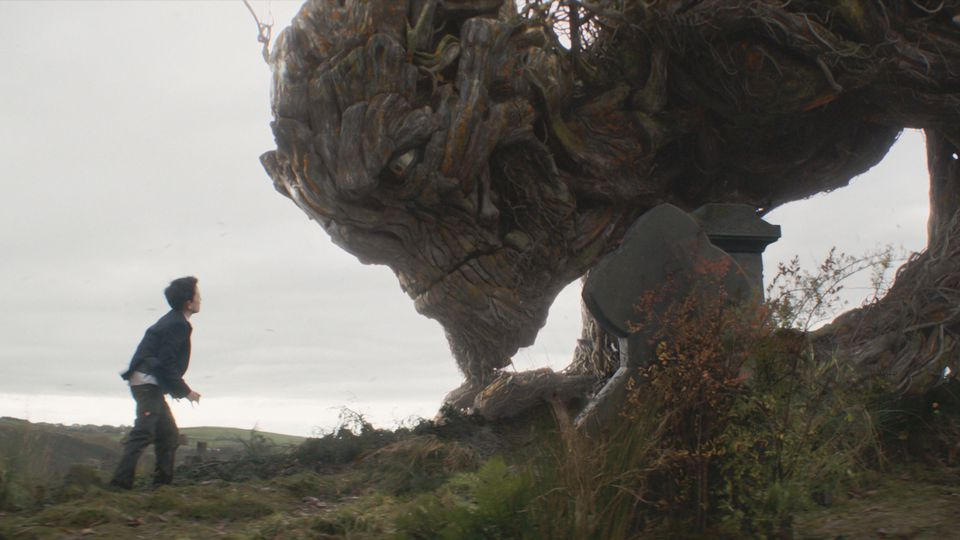 Image result for a monster calls screencaps