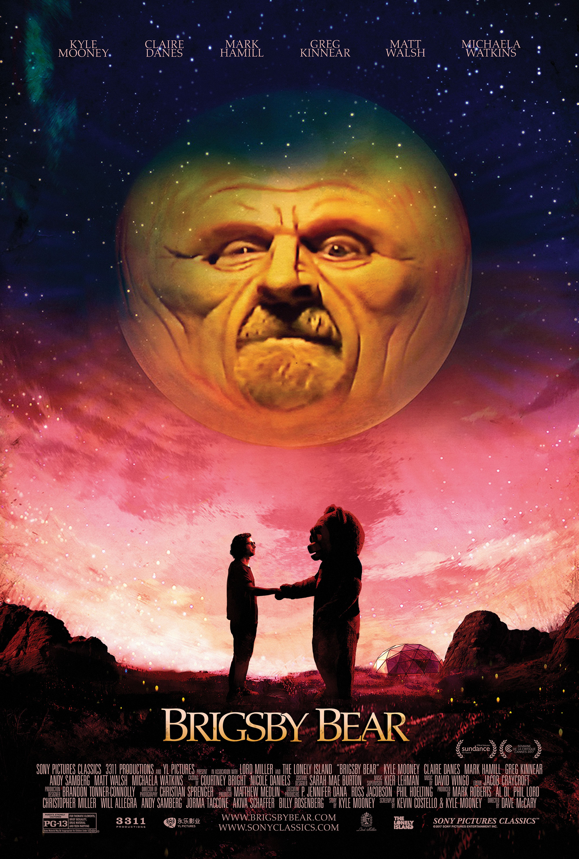 Image result for brigsby bear film poster