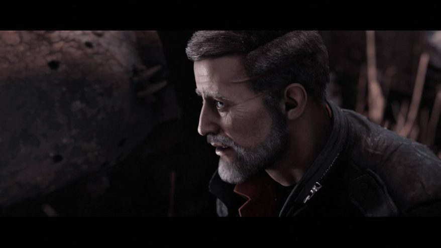 Main character from the Wolfenstein series