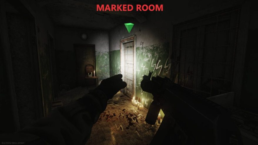 Marked Room