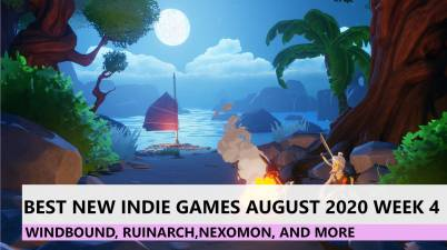 best new indie games august 2020 week 4