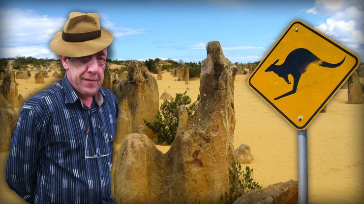 Australien Pinnacles