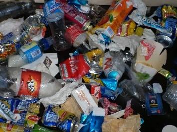 Müllprojekt:  Hier ist so viel Müll! Aber ist das mein Problem??