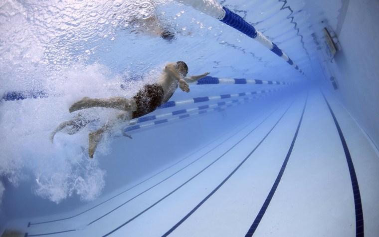 La natation de haut niveau: un témoignage de Verena
